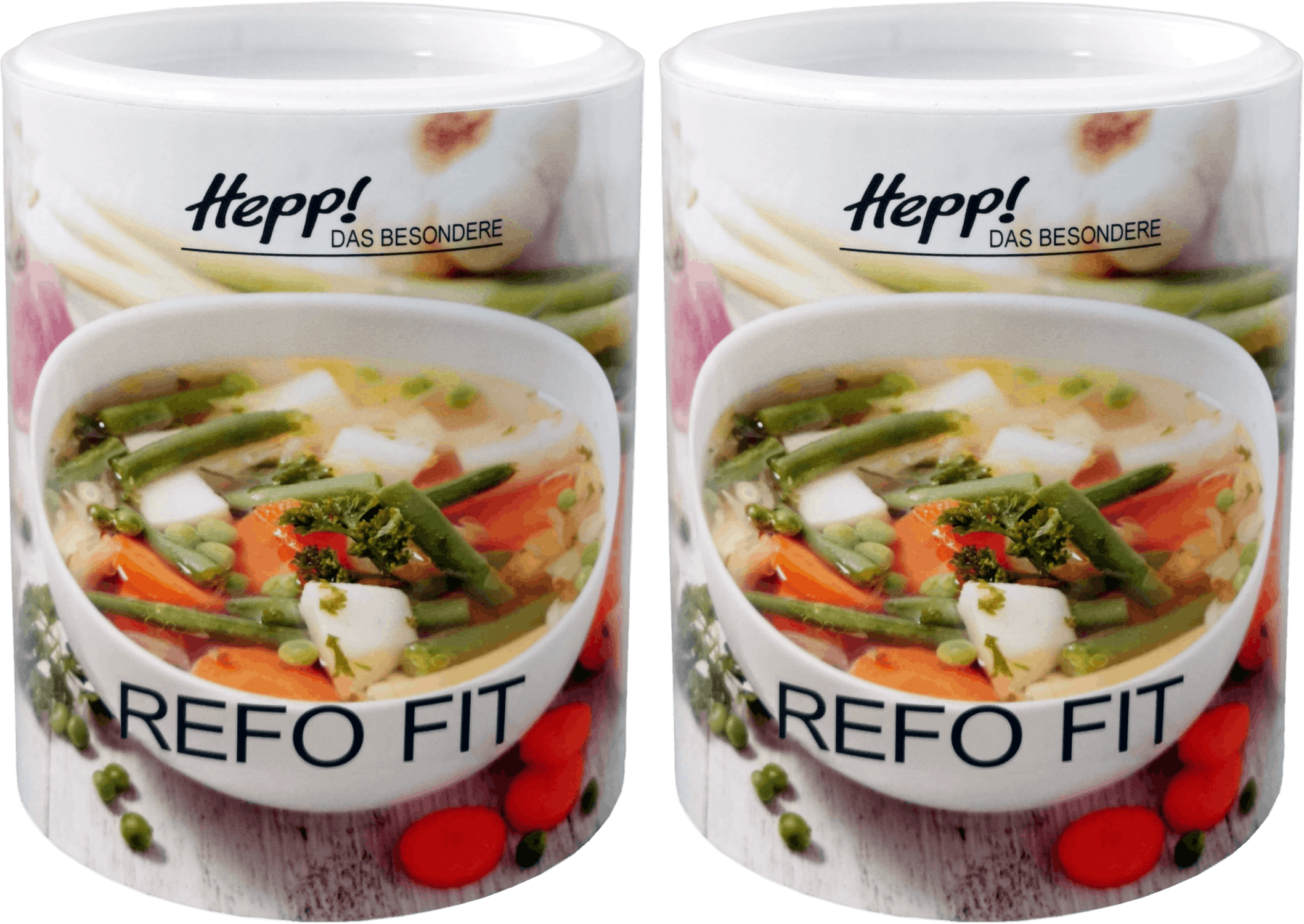 Refo fit Suppe (2x230g)